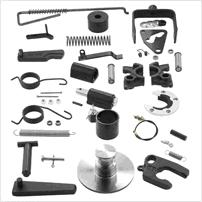 TRAILER KINGPINS AND FIFTH WHEEL PARTS