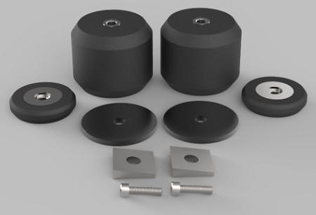 Timbren Suspension Enhancement System Kit Front Tgmfk15a