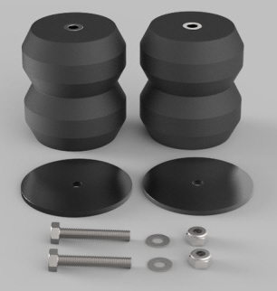 Timbren Suspension Enhancement System Kit Rear Tgmrck15s