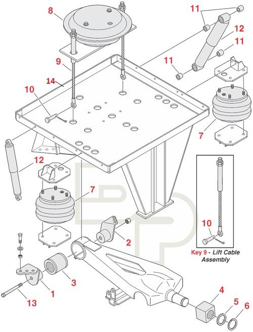 Lift Axle Schematic - Data Wiring Diagram