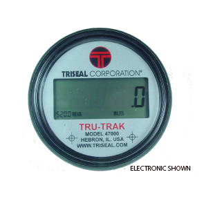 TRUCK AND TRAILER HUBODOMETERS