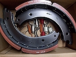 New Lined Brake Shoes Kit - 4515QW31