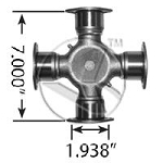 Universal Joint 752.5407X
