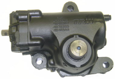 NEW REMANUFACTURED STEERING GEAR BOX