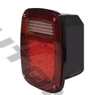 STOP/TURN/TAIL BOX LIGHTS