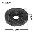 Kenworth Rebound Washer M203041
