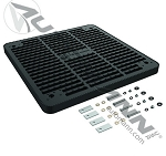 TUFFDECK Deck Plate 32in x 32in HD Plastic 562.P32X32HD