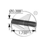 Holland 5th Wheel Dowel Pin KP103