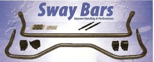 HELLWIG SWAY BAR REAR- 7608