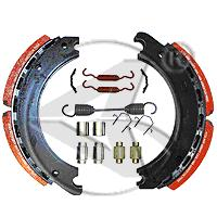 TRUCK AND TRAILER BRAKE SHOE KITS
