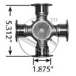 Universal Joint 752.5279X