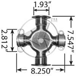 Universal Joint 752.5324X