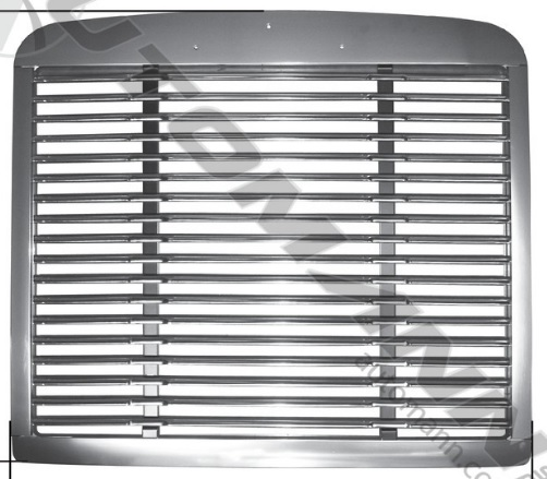 HOOD GRILLE